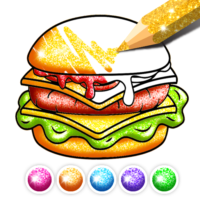 Food Coloring Game – Learn Colors  4.4
