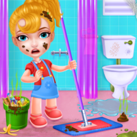 Keep Your House Clean Girls Home Cleanup Game  1.2.61