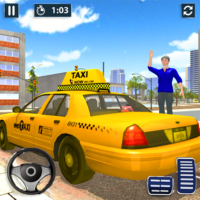 Modern Cab Taxi City Driving – Taxi Driving Games  1.1.7