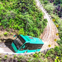 Offroad Mountains Bus Driving Simulator:Coach Game  1.5