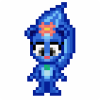Pixel Art Happy Tree Color By Number  1.3