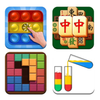 Puzzle Game Collection&Antistress  2.5
