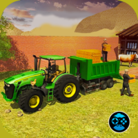 Real Offroad Farm Tractor Driving : Driving Game  1.0.6