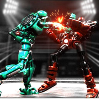 Real Robot Ring Fighting  1.4
