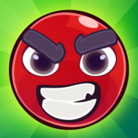 Red Bounce Ball: Jumping and Roller Ball Adventure  1.27