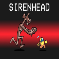 Sirenhead Imposter Role For Among Us  1.0.4