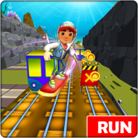 Subway Obstacle Course Runner Runaway Escape  1.0.1