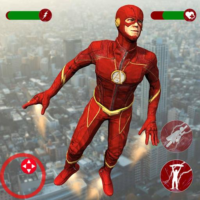 Super Speed Rescue Survival: Flying Hero Games  1.4