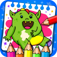 Fantasy – Coloring Book & Games for Kids  1.24