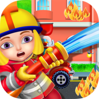 Firefighters Fire Rescue Kids – Fun Games for Kids 1.0.13