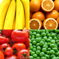 Fruit and Vegetables, Nuts & Berries: Picture-Quiz  3.2.0
