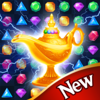Magic Jewel Quest – Mystery Match 3 Puzzle Game  1.1.20