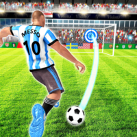 Real Football Player: Soccer Strike League Game  1.7