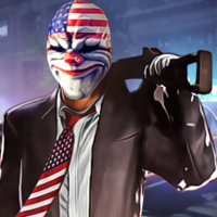 Real Gangster Bank Robbery Games: Open World Games