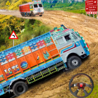 Real Indian Cargo Truck Simulator 2020: Offroad 3D  1.0