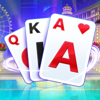 Solitaire Travel : Classic Tripeaks Card Game  1.1.8