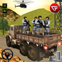 US Army Truck Driving 2021: Real Military Truck 3D  1.0.9
