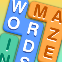 Words in Maze Connect Words Game  1.1.1